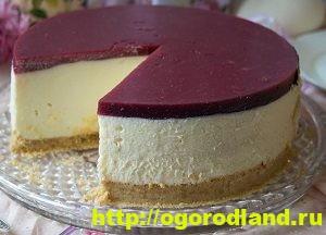 Домашние тортики и десерты без выпечки. 12 вкусных рецептов 12