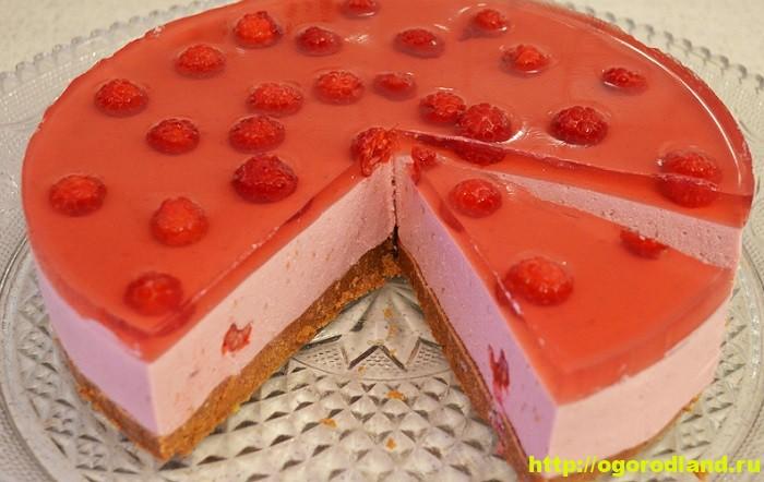 Домашние тортики и десерты без выпечки. 12 вкусных рецептов 13