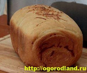 Домашний хлеб. Рецепт выпечки хлеба и его различные варианты 5