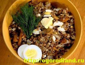 Блюда из гречки. Гречневые каши запеканки, котлеты. Рецепты 13