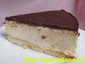 Домашние торты. Шесть рецептов вкусных тортов