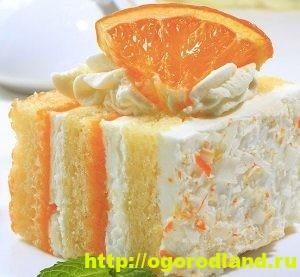 Домашние торты. Шесть рецептов вкусных тортов 9