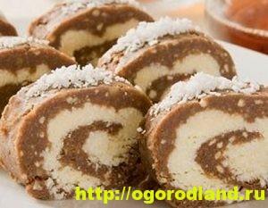 Вкусные домашние торты и десерты без выпечки