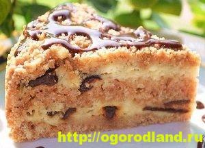 Домашние тортики и десерты без выпечки. 12 вкусных рецептов 14