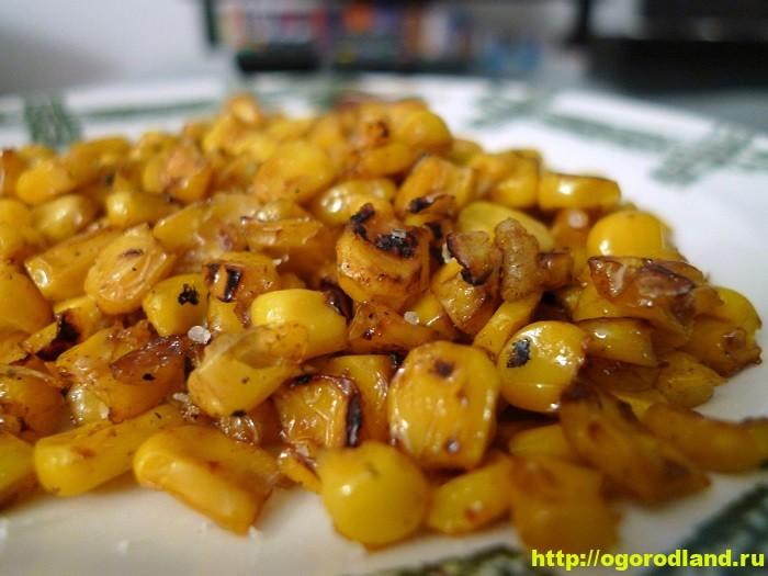 Блюда из кукурузы. Рецепты салатов, горячих блюд, выпечки 1