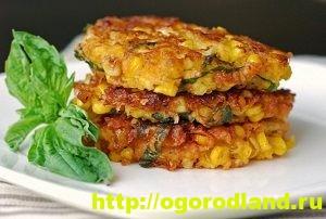 Блюда из кукурузы. Рецепты салатов, горячих блюд, выпечки 12