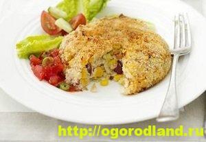 Блюда из кукурузы. Рецепты салатов, горячих блюд, выпечки 14