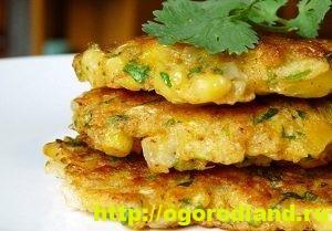 Блюда из кукурузы. Рецепты салатов, горячих блюд, выпечки 7