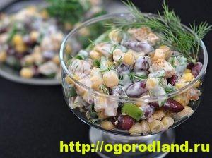 Блюда из кукурузы. Рецепты салатов, горячих блюд, выпечки 3