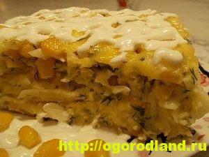 Блюда из кукурузы. Рецепты салатов, горячих блюд, выпечки 13