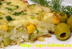 Блюда из кукурузы. Рецепты салатов, горячих блюд, выпечки 2
