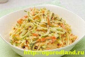 Салат из редьки. Варианты с майонезом и сметаной