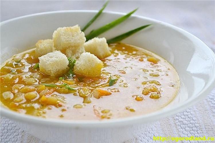 Супы с горохом. Подборка рецептов гороховых супов