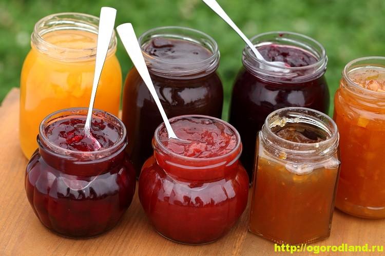 Как варить варенье, повидло, джем из фруктов и ягод. Советы