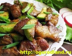 Блюда с кабачком. Рецепты на все случаи жизни