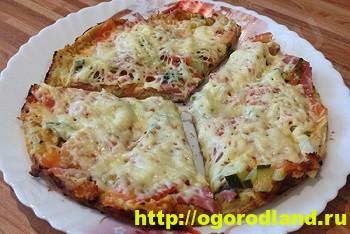 Домашняя пицца на сковороде. 3 самых легких рецепта 3