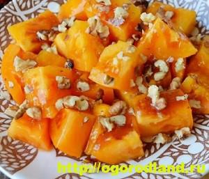 Салаты с мандаринами. Топ 6 рецептов оригинальных салатов 6