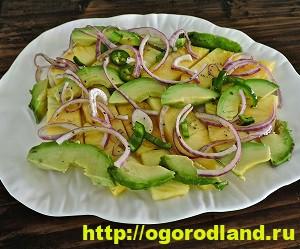 Салаты с ананасом. Рецепты вкусных и оригинальных салатов 2