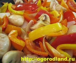 Салаты с мандаринами. Подборка рецептов вкусных салатов 4