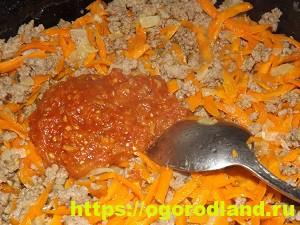 Запеканка с макаронами и фаршем. Подробный рецепт с фото 12