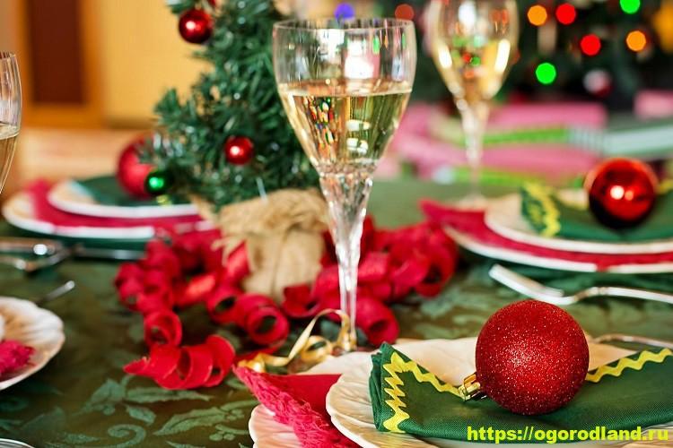 Какие салаты приготовить на Старый Новый год 10