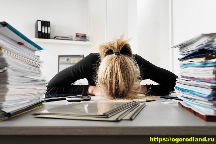 Лечение хронической усталости природными средствами