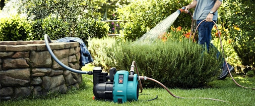 О садовой технике Gardena