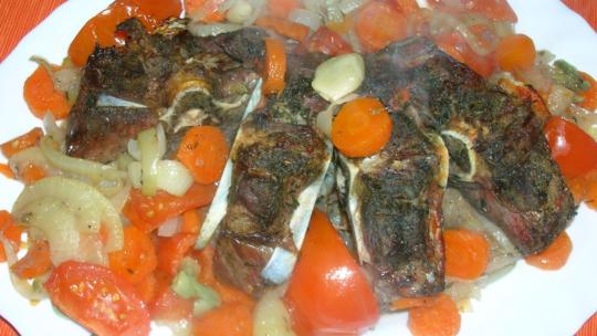 Седло барашка – шедевр кулинарного искусства