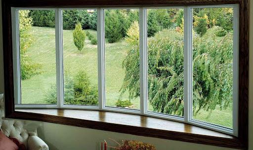 Какими бывают алюминиевые окна?