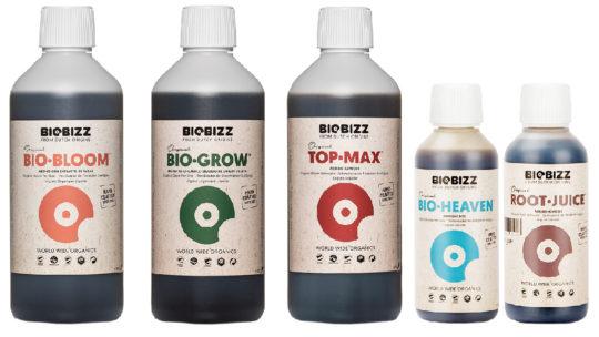 Стимуляторы роста Biobizz