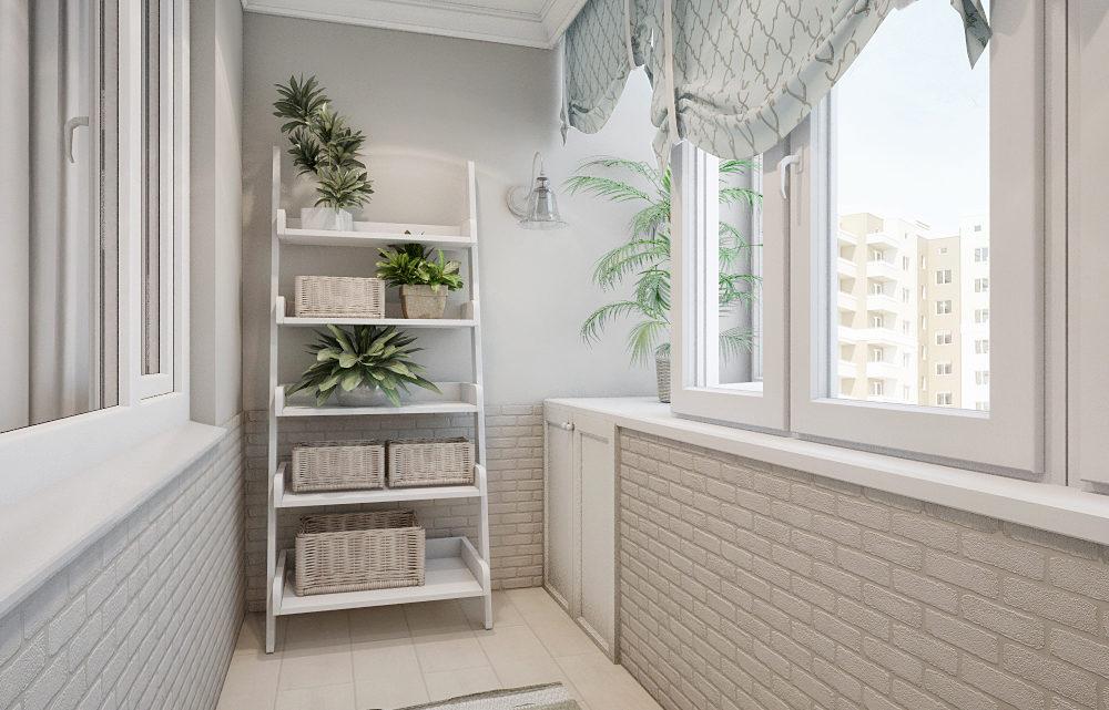 Достоинства и недостатки отделки балкона ламинатом