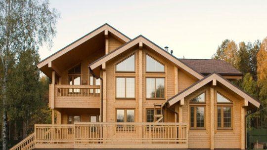 Наши качественные деревянные дома и их основные преимущества