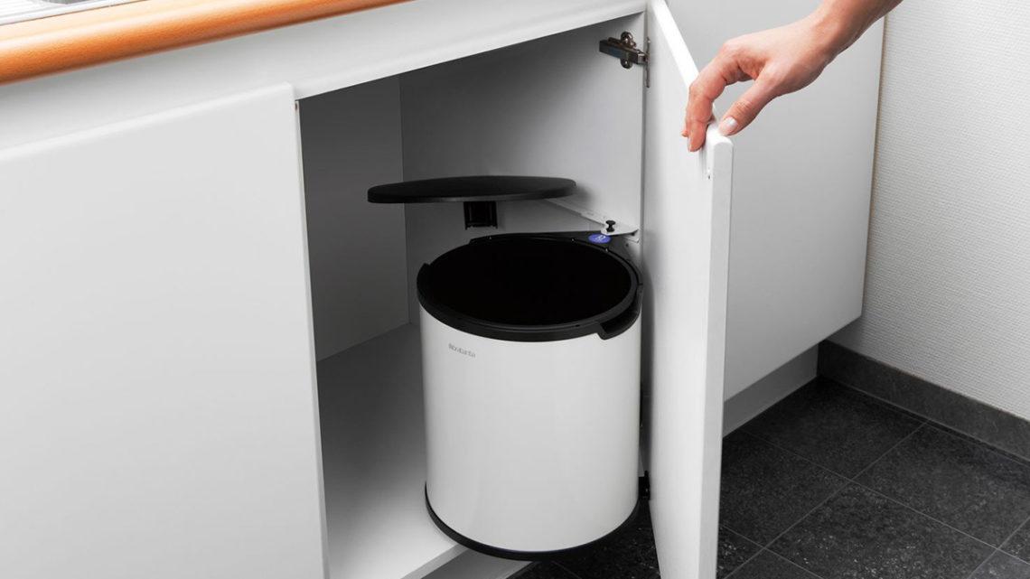 Урна для мусора: чтобы мелкий мусор не стал большой проблемой